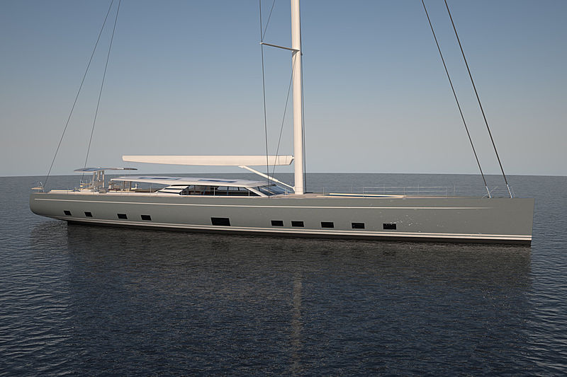 Baltic 146 Custom Bluewater