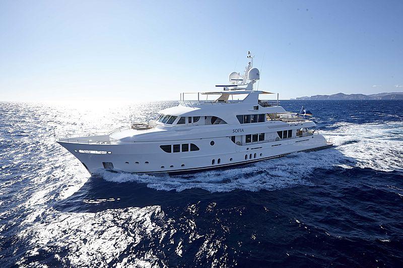 SOFIA yacht Moonen