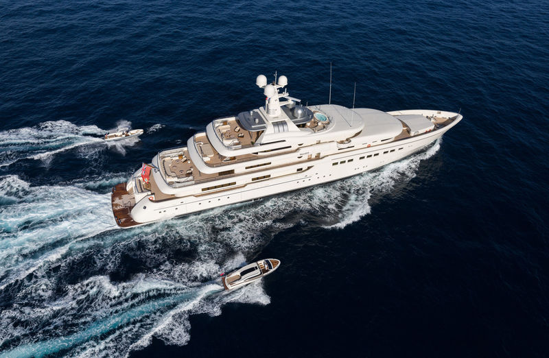 ROMEA yacht Abeking & Rasmussen