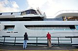 Project Strike launch at Feadship in Kaag