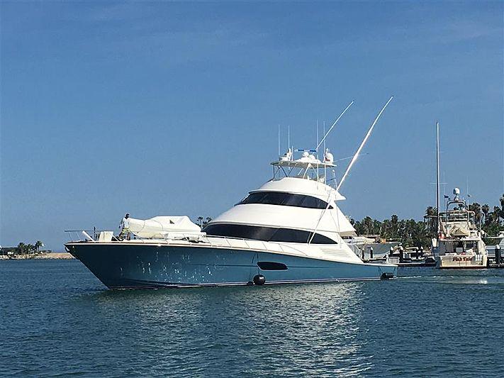 TOMAHAWK yacht Viking Yachts