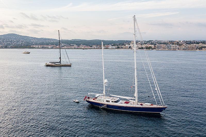 CYRANO DE BERGERAC yacht Camper & Nicholsons Shipyard