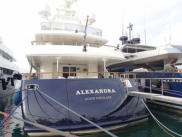 Alexandra in Athens