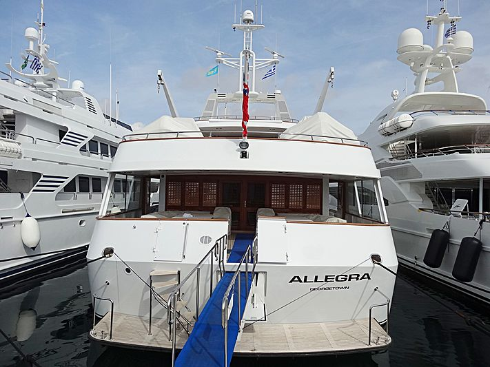 Allegra in Athens