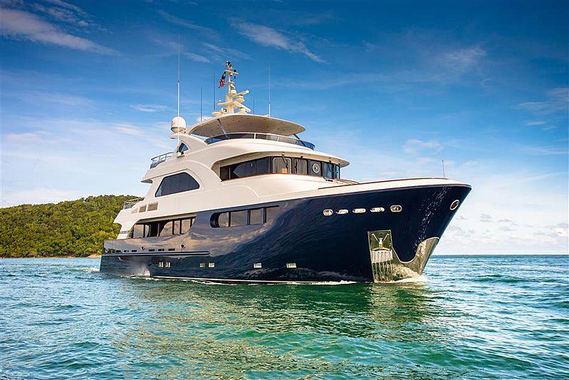 JADE 95 yacht Jade