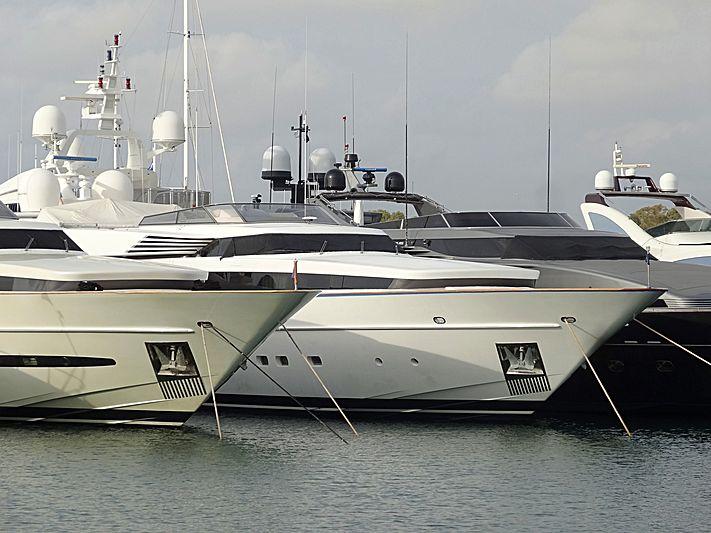 DORA G yacht Cantieri di Pisa