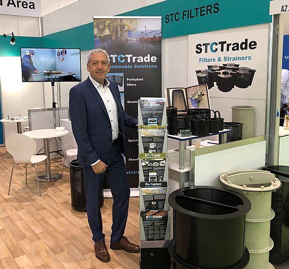 Hans Greve - Director of STC Trade b.v.