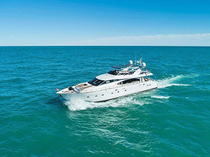 ELIZEE yacht Azimut