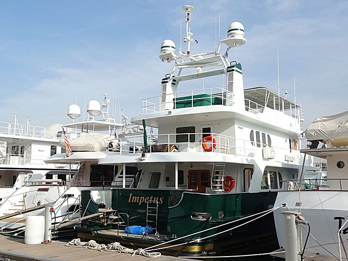 IMPETUS yacht Inace