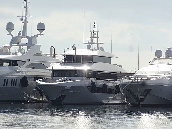 MY EDEN yacht Tukuoka Zosen K.K.