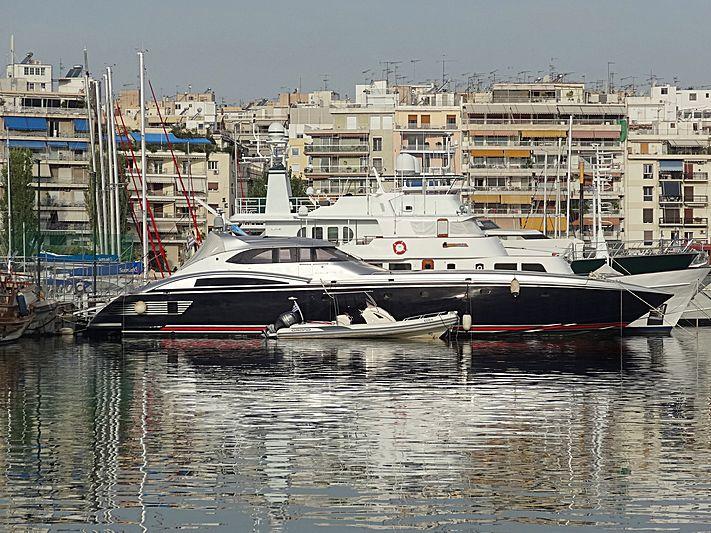 Oceanos in Piraeus