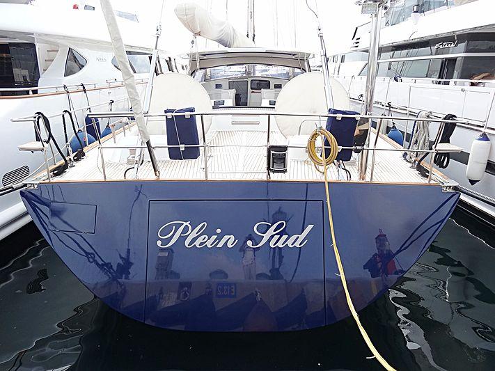 PLEIN SUD yacht Epsilon Marine
