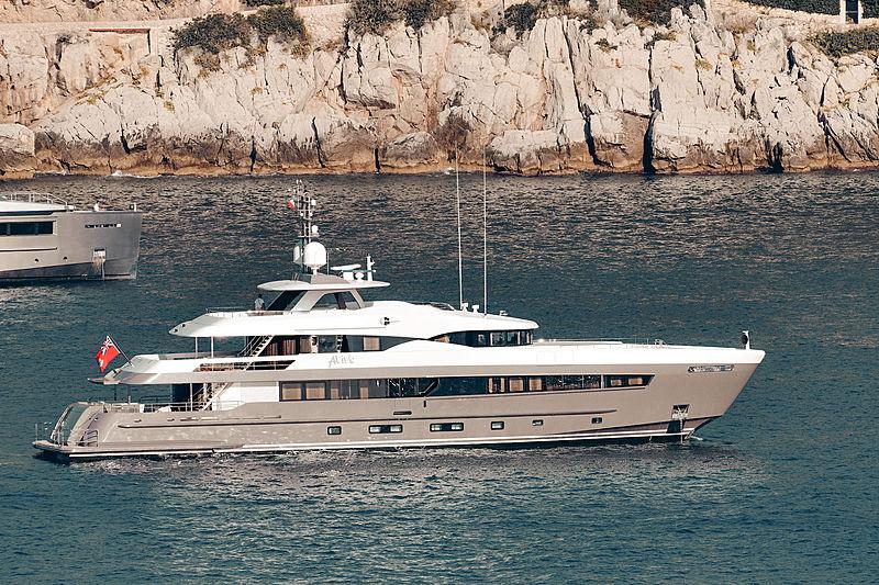 Alive motor yacht Heesen Yachts