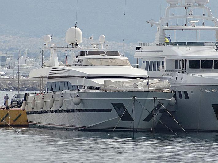WHISPERS yacht Cantieri di Pisa