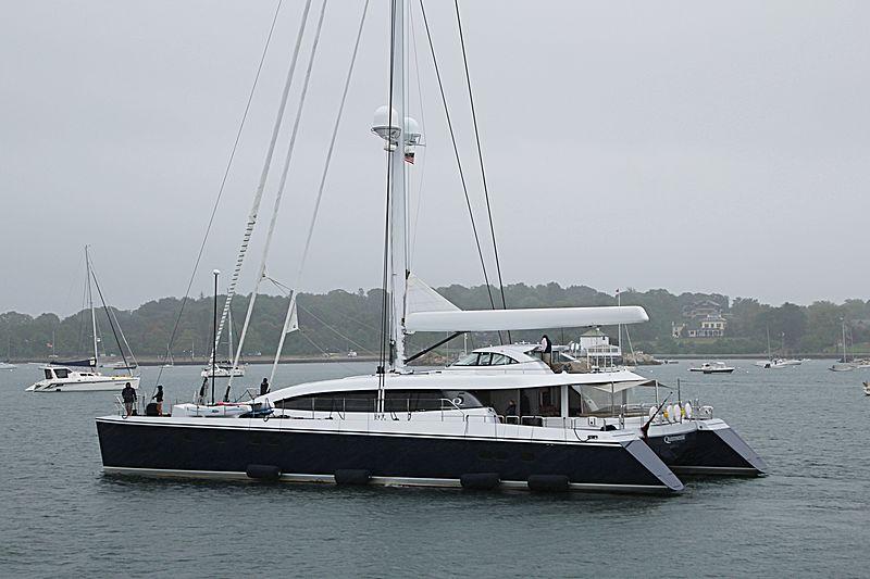 Quintessential cruising in Newport