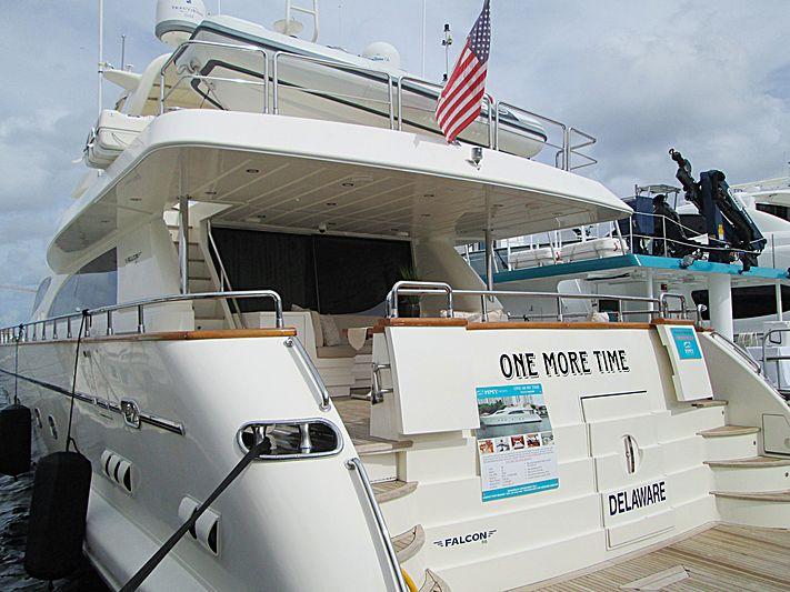 UAI yacht Falcon