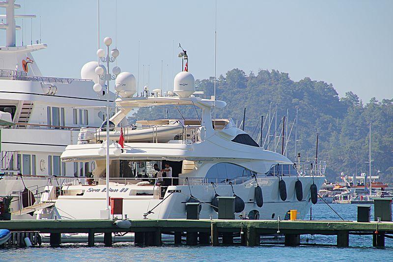PAREAKKI yacht Custom Line