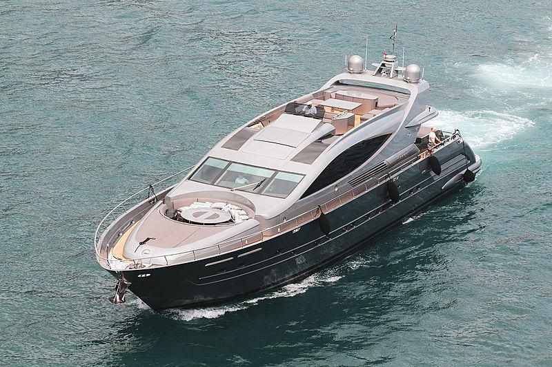 Muse motor yacht in Monaco