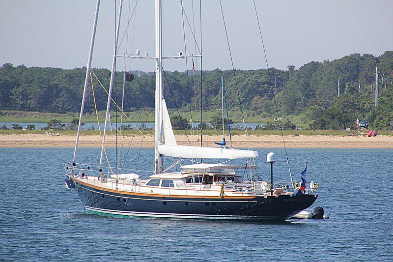 WHISPER yacht Holland Jachtbouw
