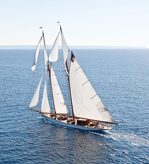 Germania Nova sailing yacht