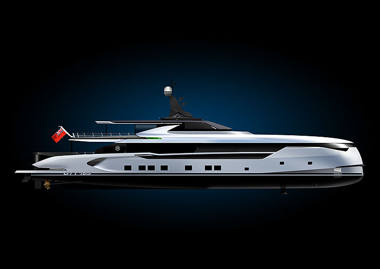 Dynamiq GTT 165 exterior design