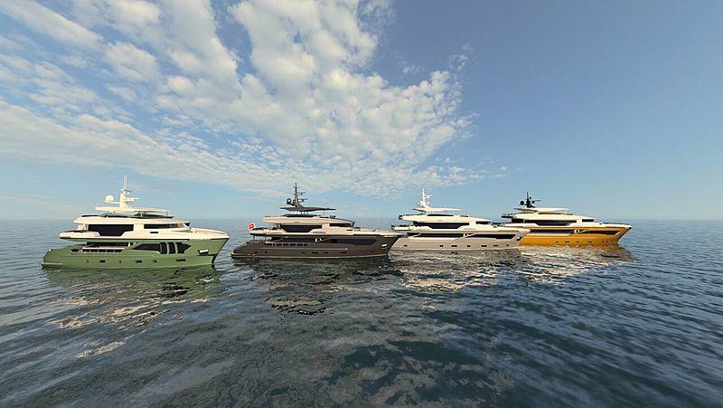 AvA Yachts Kando Series