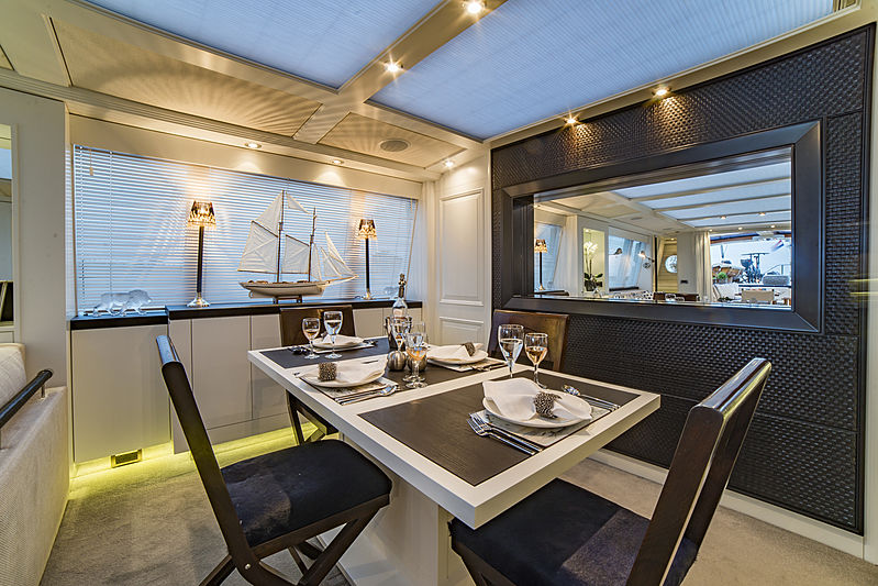 Savvy dining room