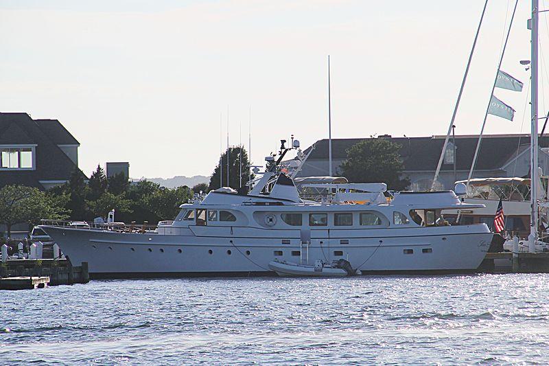 SEA CZAR  yacht Amsterdamsche Scheepwerf G. de Vries Lentsch Jr