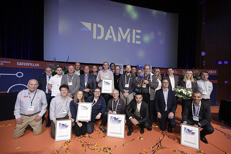 METSTRADE DAME 2018 Award