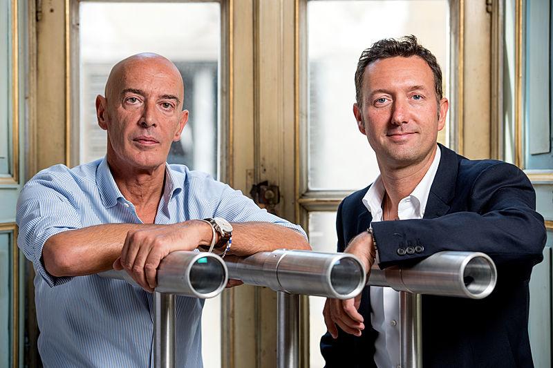 Mauro Micheli and Sergio Bereta OID