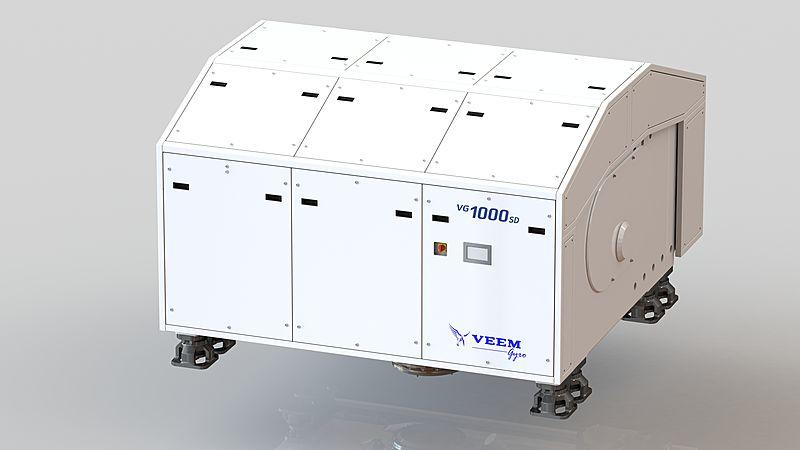 VEEM 1000SD Gyro