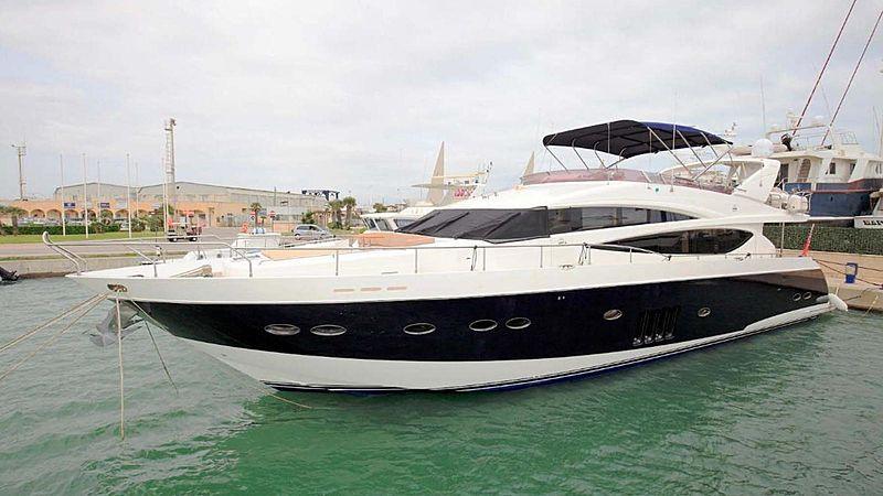 DREAM ON yacht Princess