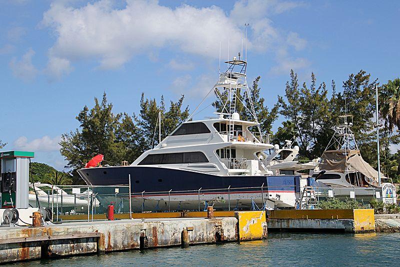 AUSSIE RULES yacht Oceanfast