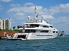 Cacique Yacht CRN