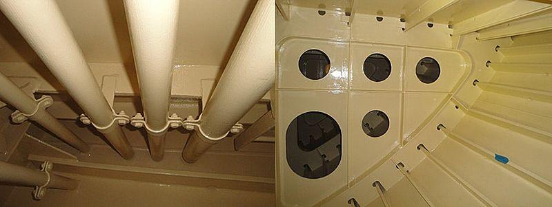 CCS tank coating