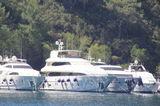 Cap de Quers Yacht Astondoa
