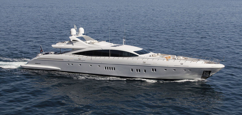APRICITY yacht Overmarine