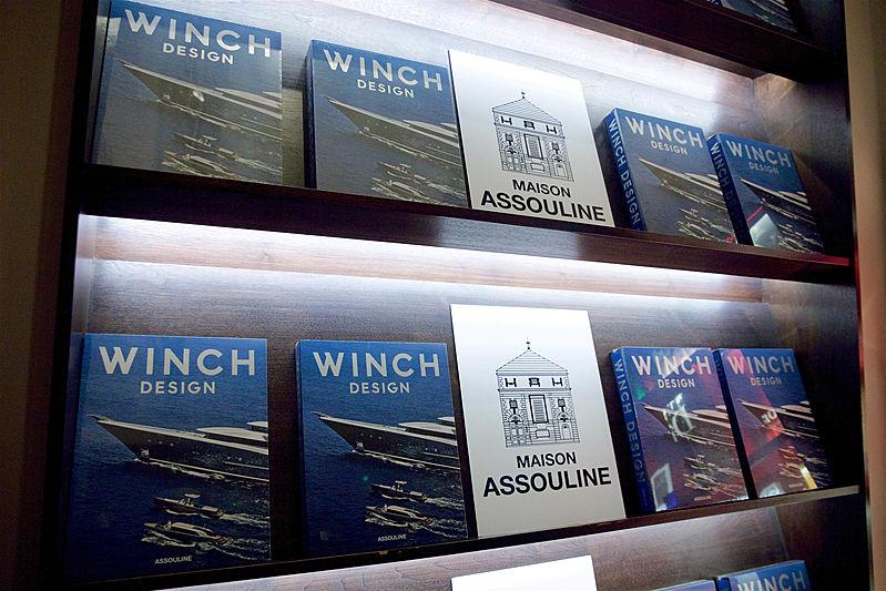 Winch Design book launch