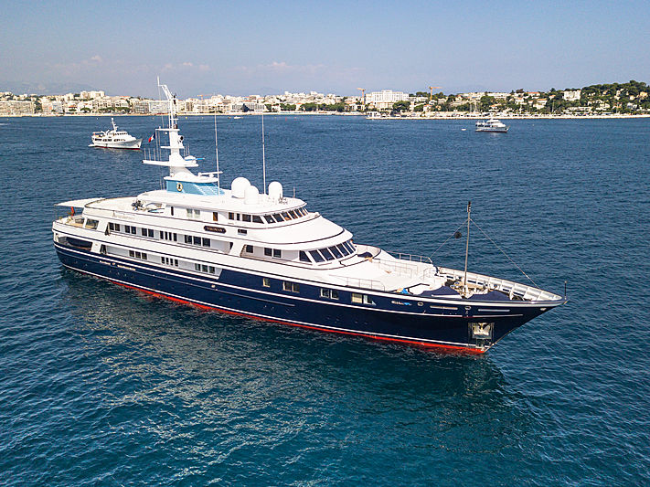 VIRGINIAN yacht Feadship