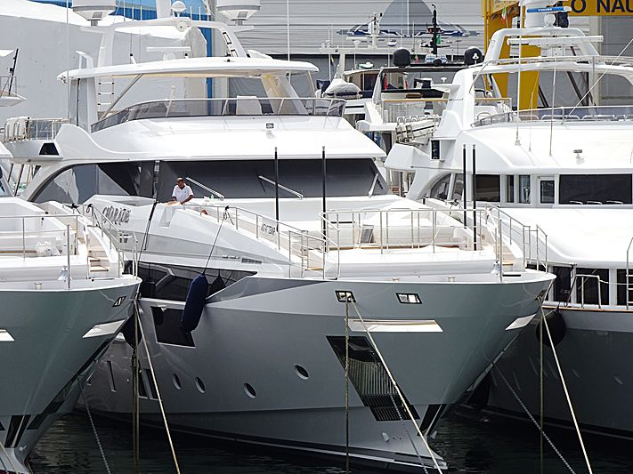 CHARADE yacht Benetti
