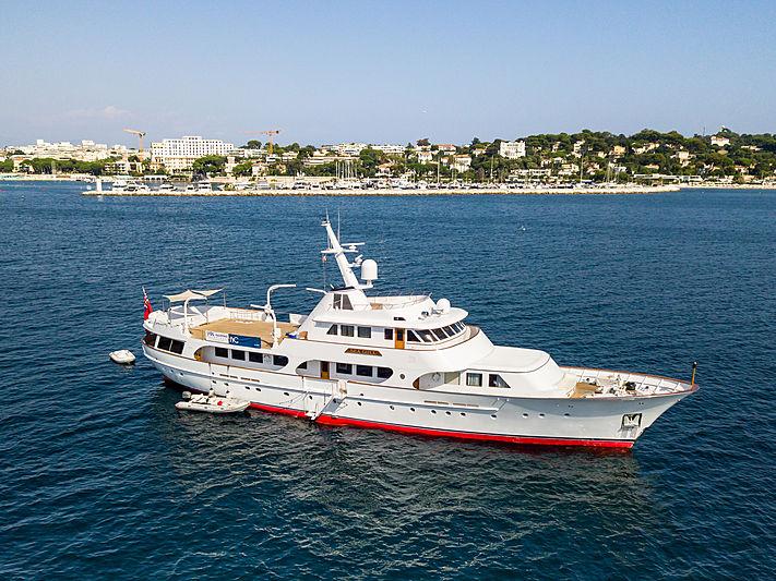 SEAGULL OF CAYMAN yacht Feadship