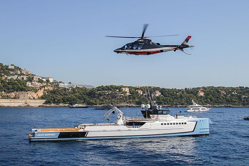 Power Play in Monaco