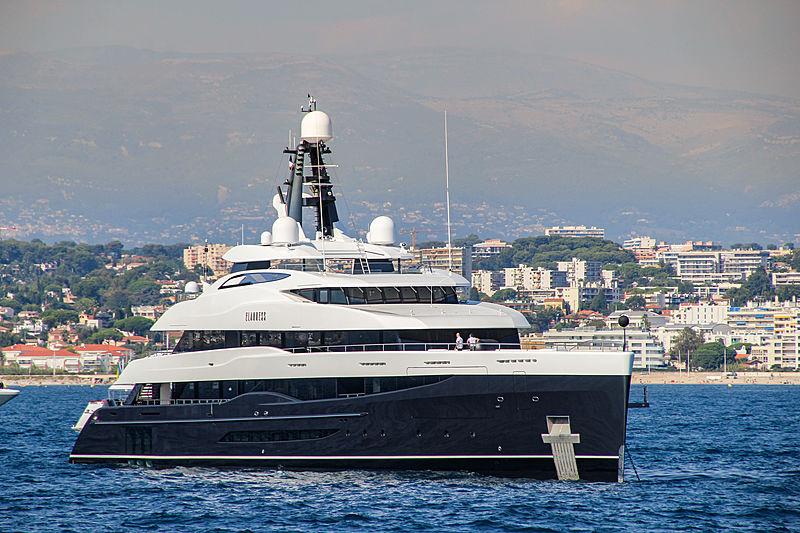 ELANDESS yacht Abeking & Rasmussen