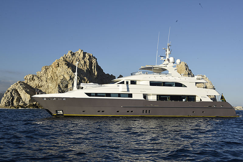 Komokwa yacht by Horizon Yachts