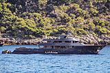 007 Yacht Yavuz Mete
