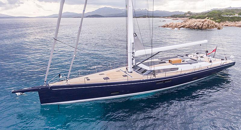 JIKAN yacht Advanced Italian Yachts