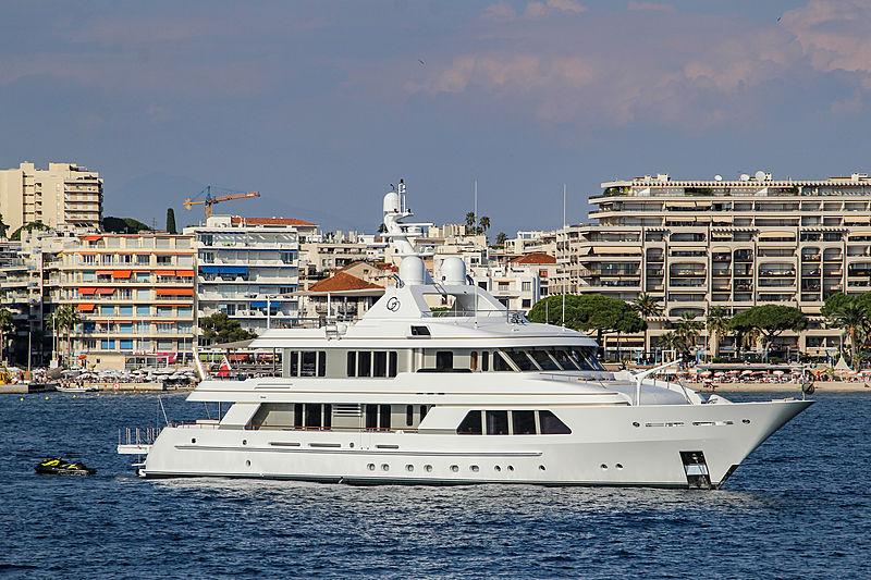 GO yacht Feadship