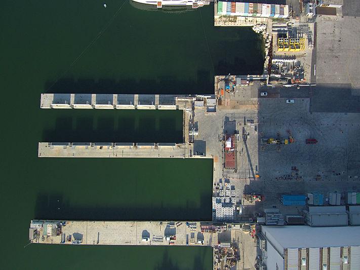 Palumbo Superyachts Ancona Syncro Lift