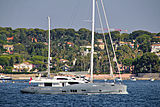 Lunar Yacht Sailing yacht