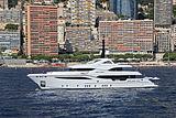 Nerissa motor yacht in Monaco